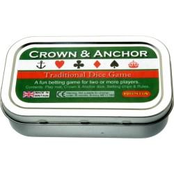 Pocket Crown & Anchor