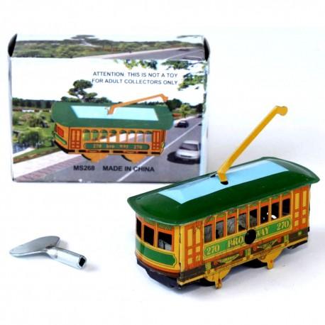 Small Tram Car
