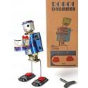 Dancing Robot Drummer