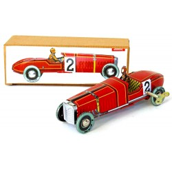 Racing car red N°2