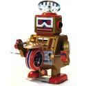 Big Band Robot