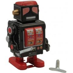 Black & Red Robot