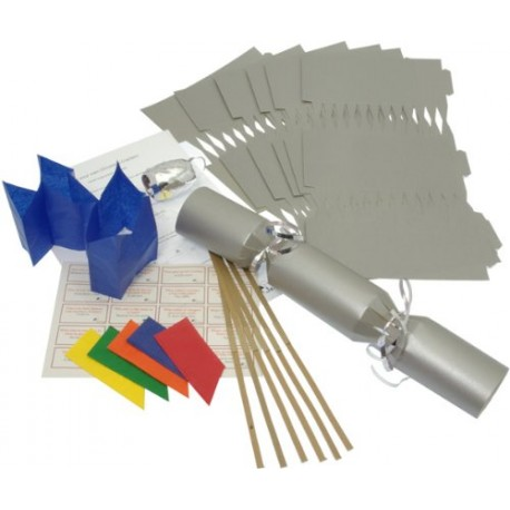 "Silver 14"" Cracker Kit"