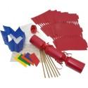 """Red 14"""" Cracker Kit"""