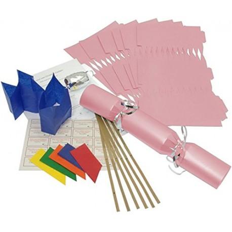 """Pink 14"""" Cracker Kit"""