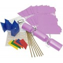 "Lilac 14"" Cracker Kit"