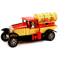 Gas-Oil Tanker