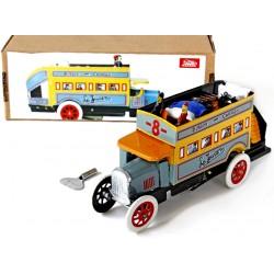Double decker Bus N°8