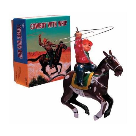 Cowboy with lasso