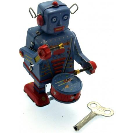 Little drumming robot