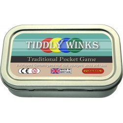 Tiddlywinks pocket game