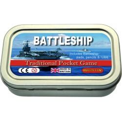 Pocket / Travel Battleship game