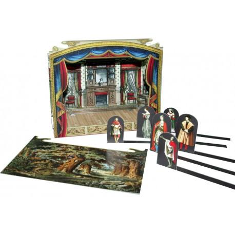 Miniature Puppet Theatre 6 pack
