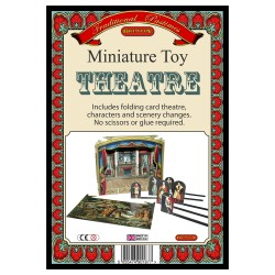 Miniature Puppet Theatre 6 pack