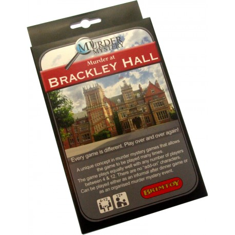 Murder at Brackley Hall