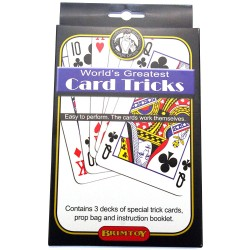 The world's 3 Greatest Card Tricks