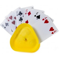 Playing card holders - set of 4