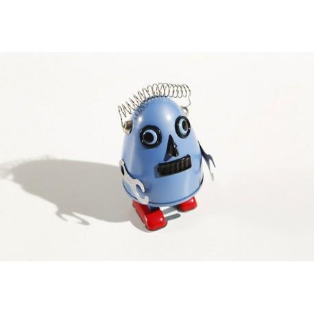 Egg Robot - blue