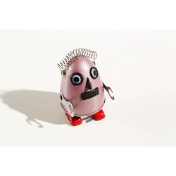 Egg Robot - purple
