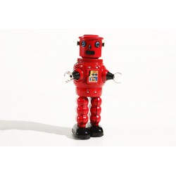 Roby Robot - red