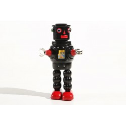 Roby Robot - black