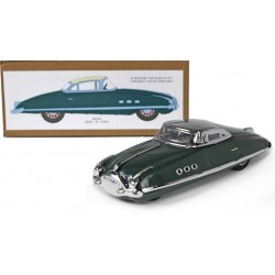 Packard Automobile - turquoise