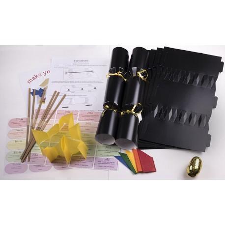 """Black 14"""" Cracker Kit"""