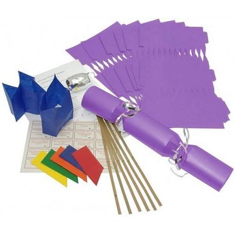 "Purple 14"" Cracker Kit"